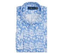 PLUS SIZE Regular Fit Leinenhemd