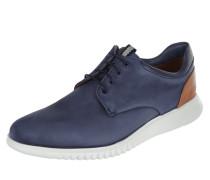 Sneaker 'Aristo' aus Nubukleder mit Derbybogen