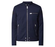 Jacke mit Reißverschlusstaschen Modell 'Glory'
