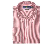 Regular Fit Freizeithemd aus Popeline
