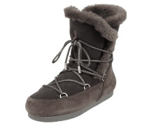 Moonboots aus Shearling
