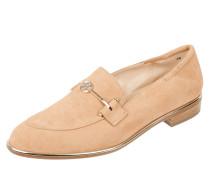 Loafer aus Veloursleder Modell 'Hanka'