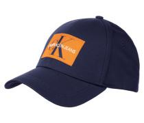 Basecap mit Logo-Aufnäher