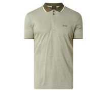 Regular Fit Poloshirt aus Piqué Modell 'Paddy'