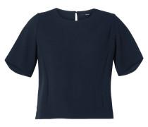 Blusenshirt aus Krepp mit 1/2-Arm
