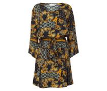 PLUS SIZE Kleid aus Viskose mit Allover-Muster
