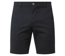 Shorts mit Nahtreißverschlusstasche