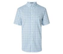 Modern Fit Freizeithemd mit kurzen Ärmeln