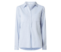 Blusenshirt aus Baumwolle Modell 'Falenta'