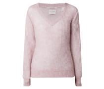 Pullover mit sehr lockerem Maschenbild