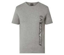 T-Shirt mit Logo-Prints