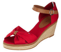 Wedges aus Textil
