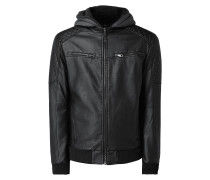 Biker-Blouson im 2-in-1-Look