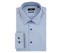 Slim Fit Business-Hemd aus Baumwolle Modell 'Jano'