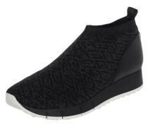 Sock Sneaker 'Gigi 04' aus Textil und Leder