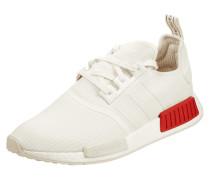 Sneaker 'NMD WHITE/RED' mit Meshbesatz