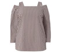 PLUS SIZE - Blusenshirt mit abnehmbaren Trägern