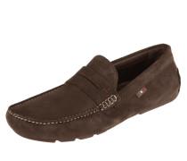 Loafer 'Oliveiro' aus Veloursleder