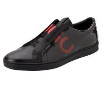 Sneaker 'Post Slon log' aus Leder