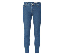Rinsed Washed Skinny Fit 5-Pocket-Jeans