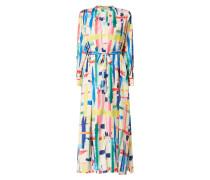Blusenkleid aus Satin Modell 'Valila'