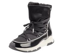 Boots mit Webpelzfutter