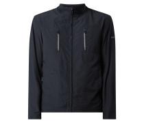 Jacke mit Reißverschlusstaschen