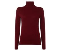 Rollkragen-Pullover aus reiner Merinowolle