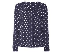 Blusenshirt mit Polka Dots