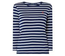 Shirt mit 7/8-Arm