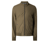 Jacke mit Wattierung Modell 'Renny' - wasserabweisend
