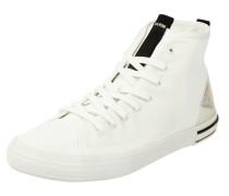 High Top Sneaker aus Textil