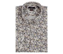 Slim Fit Freizeithemd aus Baumwolle Modell 'Cispuky'