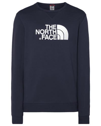 Sweatshirt 'Drew Peak' mit Logo-Stickerei