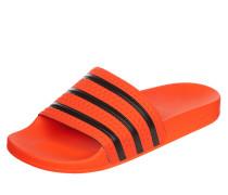 Slides aus Gummi mit Logo-Streifen
