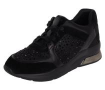 Sneaker Wedges 'Karlie' mit Ziersteinbesatz