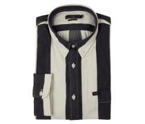 Modern Fit Freizeithemd mit Brusttasche
