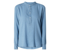 Blusenshirt aus Lyocell