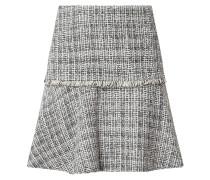 Minirock aus Tweed Modell 'Relea'