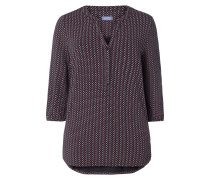 PLUS SIZE - Shirt mit Allover-Muster