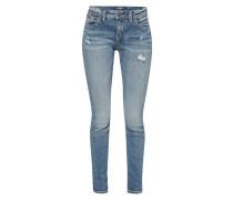 Super Skinny Fit Jeans im Destroyed Look