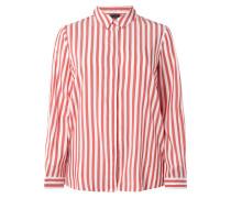 PLUS SIZE - Hemdbluse mit Streifenmuster