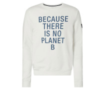 Sweatshirt aus Bio-Baumwolle Modell 'Gastsandbe'