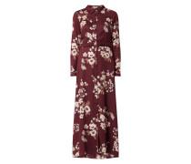 Blusenkleid aus Viskose Modell 'Roma'