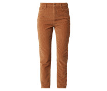 5-Pocket-Hose aus Cord