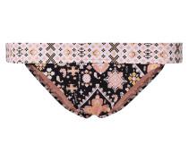 Bikini-Slip mit ornamentalem Muster