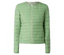 Jacke aus recyceltem Polyester