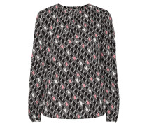 Blusenshirt mit abstraktem Muster