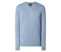 Pullover aus Baumwollmischung