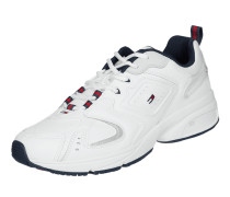 Chunky Sneaker aus Leder Modell 'Heritage'